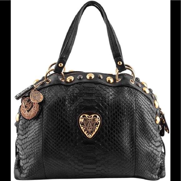 518ef29d5978 Bags | Gucci Babouska Python | Poshmark